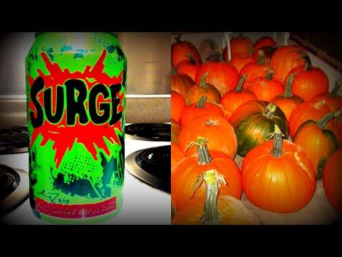 SURGE | And Pumpkin Hunting!