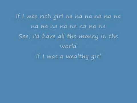 Gwen Stefani - Rich Girl