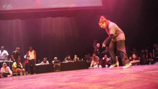 Download Lagu Hip Hop Top 4: Jr Boogs vs Katherine | Bust A Move 2011 | Funk'd Up TV Gratis STAFABAND
