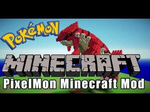 Pokemon Minecraft Mod [TUTORIAL] How to install Pixelmon Mod