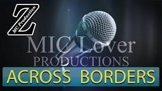 """Across The Borders"" (Моя команда) - D-Spine, P.O.P., IT, ZeDd MC"