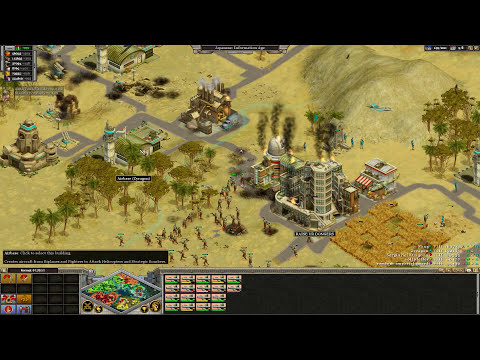 Rise of Nations Extended Edition - 5 Players Multiplayer Gameplay | Deathmatch [1080p/HD]