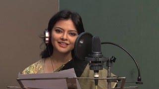 Munmun Mukherjee recitation BARI bangla kobita abritti video album 2 #recitation