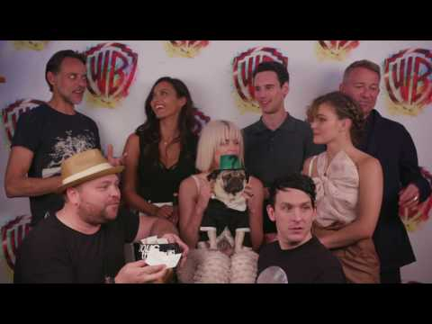 Doug the Pug Interviews GOTHAM at Comic-Con 2017 #WBSDCC