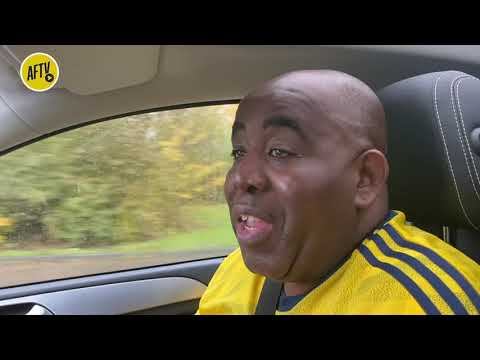 Leicester City v Arsenal | Road Trip To King Power Stadium