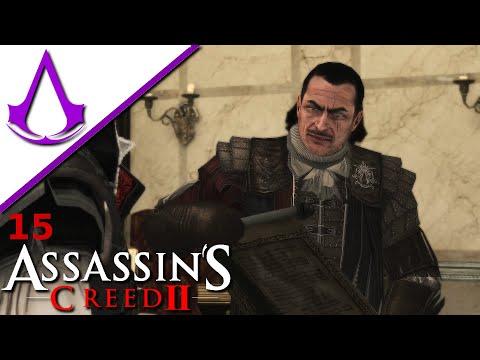 Assassin's Creed 2 - 15 - Weitere Lektionen - Let's Play Deutsch