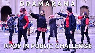 [KPOP IN PUBLIC CHALLENGE SPAIN] DRAMARAMA MONSTA X Dance Cover by DramaQueens
