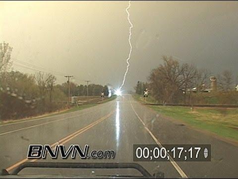 4/18/2006 Lightning Video