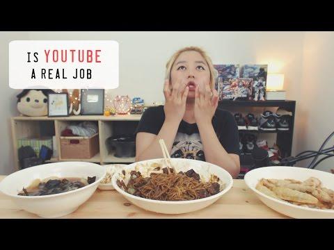 Korean Chinese Food Mukbang | KEEMI