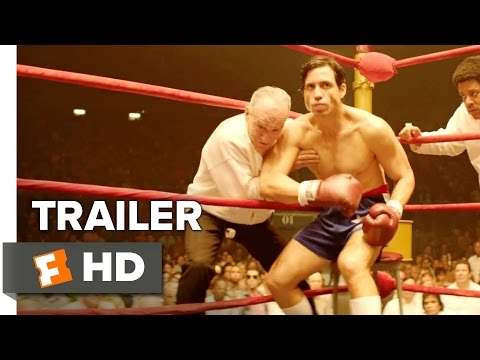 Hands of Stone Official Trailer 1 (2016) - Robert De Niro Movie