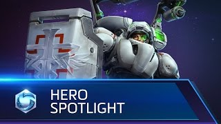 Lt. Morales Spotlight – Heroes of the Storm
