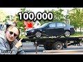 5 Cars That Won't Last 100,000 Miles thumbnail