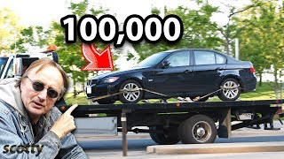 5 Cars That Won't Last 100,000 Miles