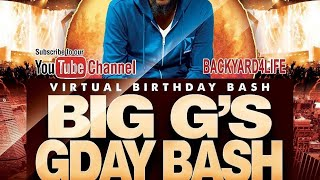 Backyard Band Big G Birthday Club to the Crib Stream
