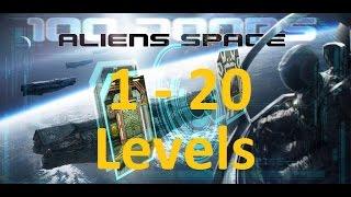 Прохождение игры 100 дверей aliens space 8 уровень