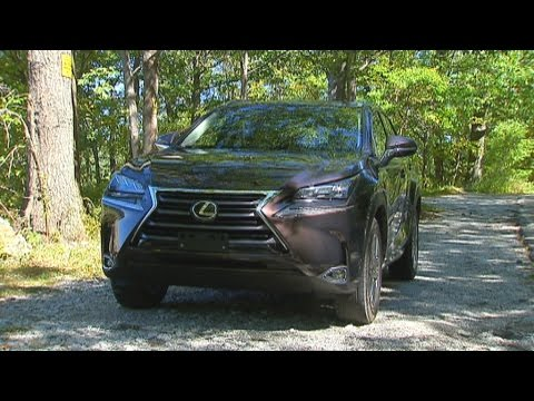 2015 Lexus NX200t the king of luxury crossovers?