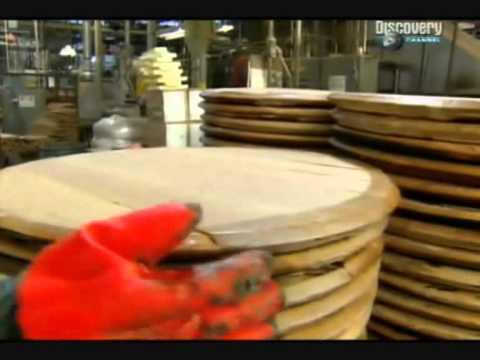 Výroba drevených sudov