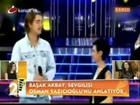 Baak Akbay - Kanaltrk-2.Sayfa - Osman Yazcolu hakknda konuuyor
