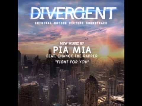 Pia Mia Feat. Chance The Rapper - Fight For You (Produced By Clams Casino) (Divergent Soundtrack)