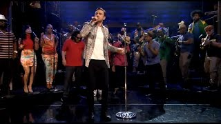 Download Lagu Justin Timberlake - Let The Groove Get In (On Jimmy Fallon 2013) HD Gratis STAFABAND