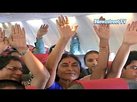 SpiceJet takes Yoga to sky, holds session at 35,000 feet