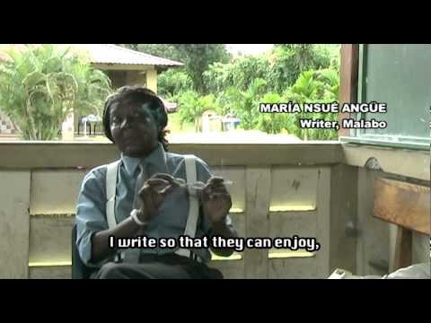 """Guinea Ecuatorial: Voces literarias / Equatorial Guinea: Literary Voices (""""Deleted scenes"""")"""