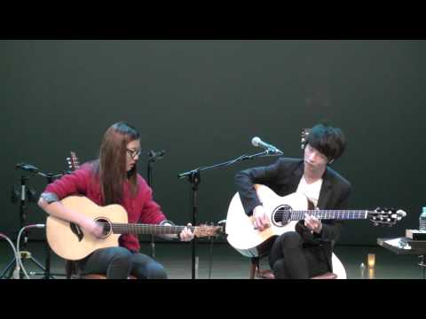 (depapepe) One -- Sandra Bae & Sungha Jung (live) video