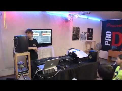 Аудио Школа Dj Грува - Презентация Traktor Scratch Pro