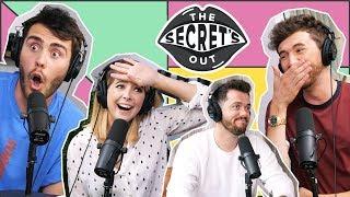 The Secret's Out #1 | Zoe Sugg, Mark Ferris & Steve Booker