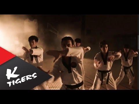 Exo [overdose] K-tigers Taekwondo Ver. video