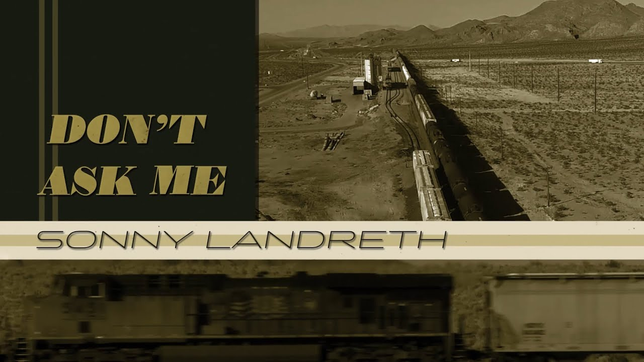 "Sonny Landreth - ""Don't Ask Me""のOfficial Lyric Videoを公開 新譜「Blacktop Run」2020年2月21日発売予定 thm Music info Clip"