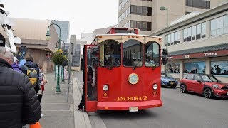 Anchorage Trolley City Tour (4K)
