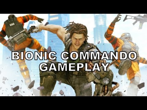 Bionic Commando Pc Gameplay