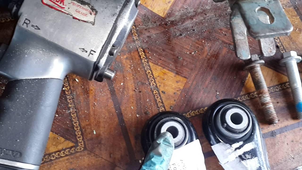 Замена задних рычагов на форд фокус 2 своими руками 755