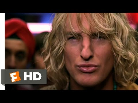 Zoolander (6/10) Movie CLIP - I'm Not Your Brah (2001) HD