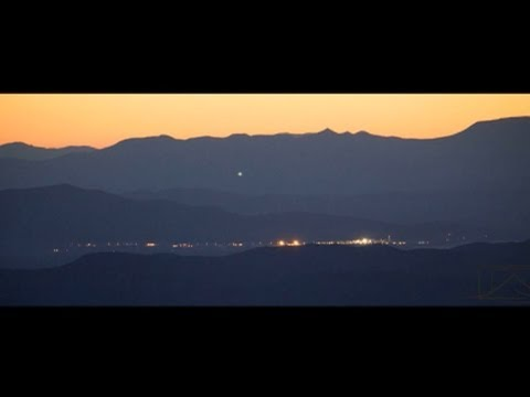 UFO Sightings US Marine Captues UFO over Area 51 New Documentary 2013 Watch Now!