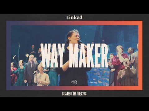 """BOTT 2018 - """"Way Maker"""" - HD Recorded Live - The Pentecostals of Alexandria"""
