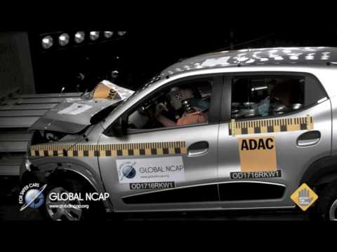 Global New Car Assessment Programme