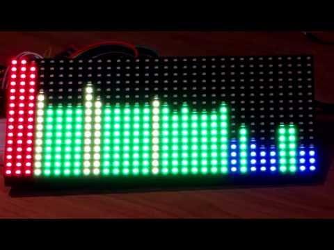 32x16 and 32x32 RGB LED Matrix - Adafruit Industries