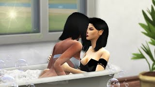 IS IT LOVE - PART 1 - Lesbian Love Story - SIMS 4 MACHINIMA