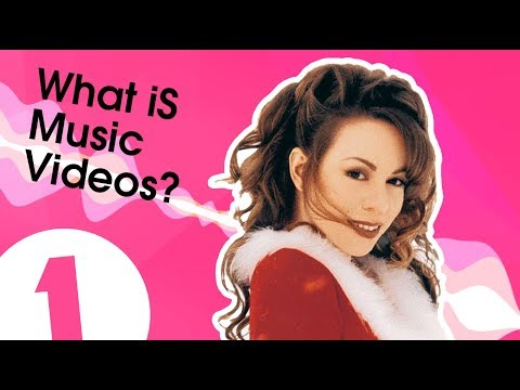 Mariah Carey takes a tumble in 'All I Want For Christmas Is You'