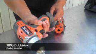 RIDGID JobMax Tool System Review