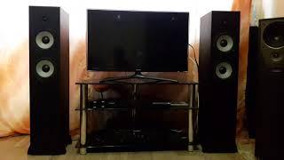 Boston acoustics cs260 ii & Marantz pm 5003