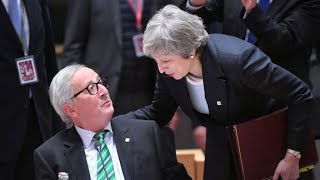 May fails to get reassurance on Brexit at EU summit