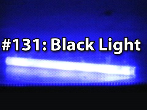 Is It A Good Idea To Microwave A Black Light?