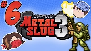 Metal Slug 3: Power Rockets - PART 6 - Steam Train
