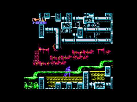 Misc Computer Games - Batman - Stage 3 Underground Conduit