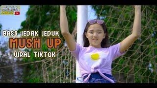 Download lagu DJ JEDAK JEDUK VIRAL TIKTOK MUSH UP BASS GLERR