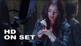 The Mortal Instruments: City of Bones: Behind the Scenes Part 3 of 3 (Broll)