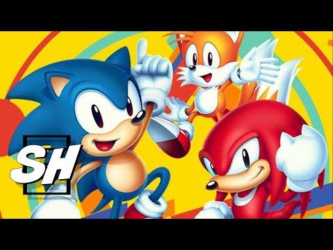 Это Sonic Mania?!? Обзор